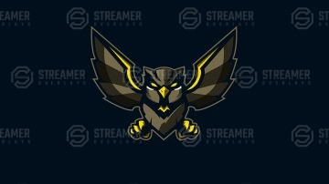 esports Mascot logo for sale