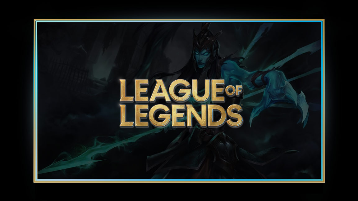 League of Legends Webcam Overlay