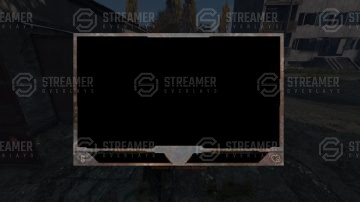 DayZ webcam Overlay - Rust webcam overlay