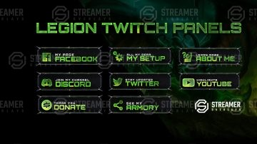 Legion World of Warcraft Twitch Panels